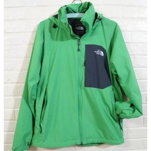 Men's The North Face Hooded Stow Jacket S Green